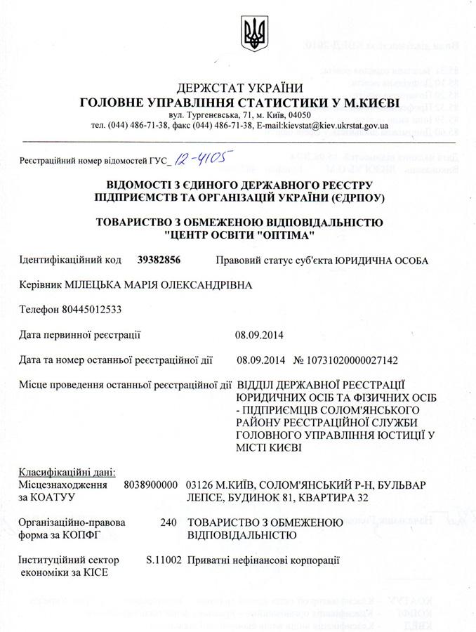 Ооо образование регистрация документы отказано в регистрации ип